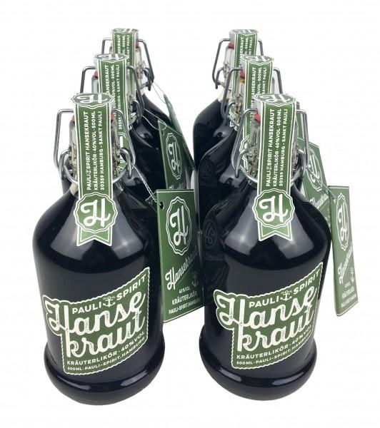 Hansekraut KARTON (6x Flasche 500ml) [Handel]