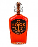 HOOK Gin Orange 500ml Buddel