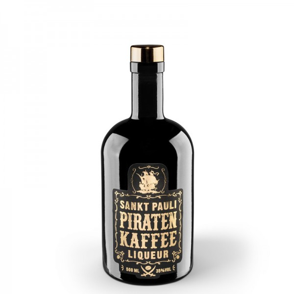 Piratenkaffee Flasche 500ml