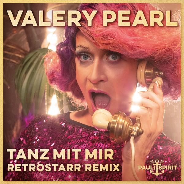 Valery Pearl - Tanz mit mir Retrostarr-Remix (Download)