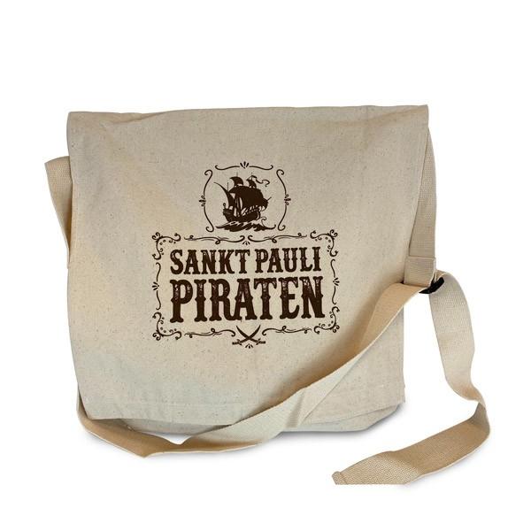 Pauli Piraten Umhängetasche mit Magnetverschluss