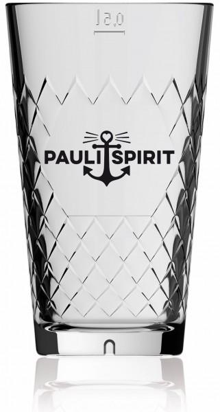 Pauli Spirit Glas 0,5 L