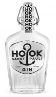 HOOK Gin 500ml Buddel