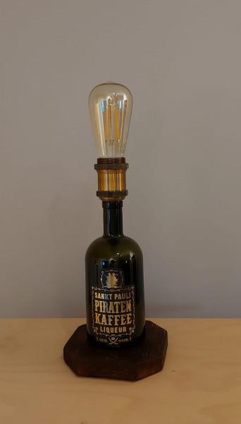 Lampe / Piratenkaffee / Upcycling