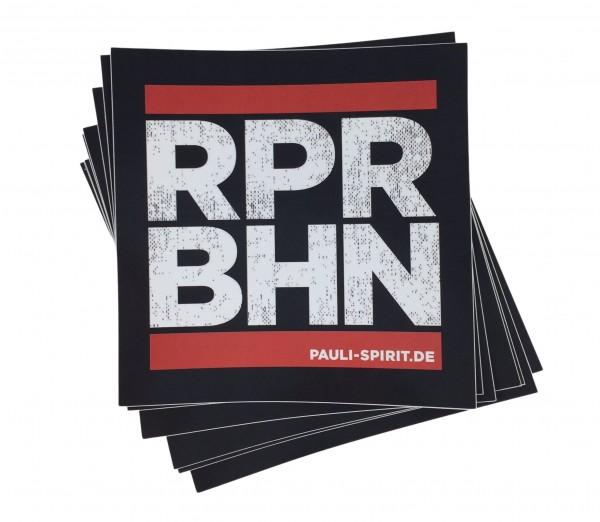 Aufkleber RPR BHN 10 Stk