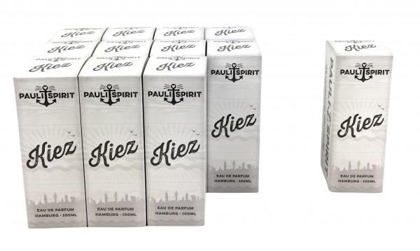 KIEZ Eau de Parfum 100ml KARTON (11+1 Stück)