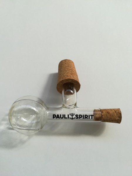 Glaskugel-Ausgießer Pauli Spirit 2cl